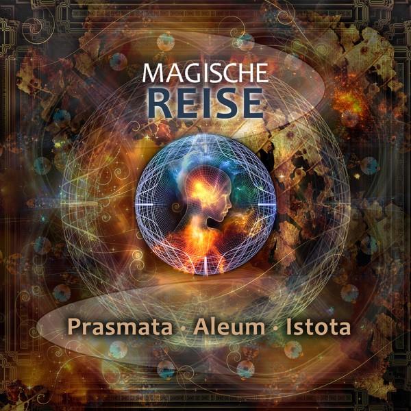 """DVD """"MAGISCHE REISE"""" durch Prasmata und Aleum"""