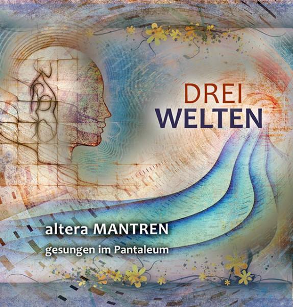 """ALTERA CD """"Drei Welten"""" - 21 MANTREN"""