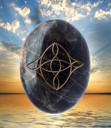 S T A M - Stabilität Schwarzer Kristall-Felsen