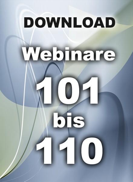 10 WEBINAR-VIDEOS DOWNLOAD